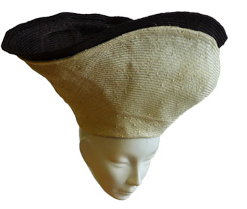 2ANDRA BY SANDRA WERNER CHAPEAU PAILLE
